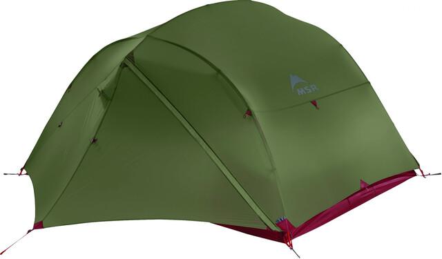 MSR Mutha Hubba NX 3 Tent Grön